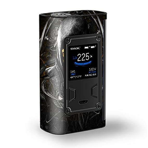 Amazon.com: Skin Decal Vinyl Wrap for Smok Majesty 225W TC ...