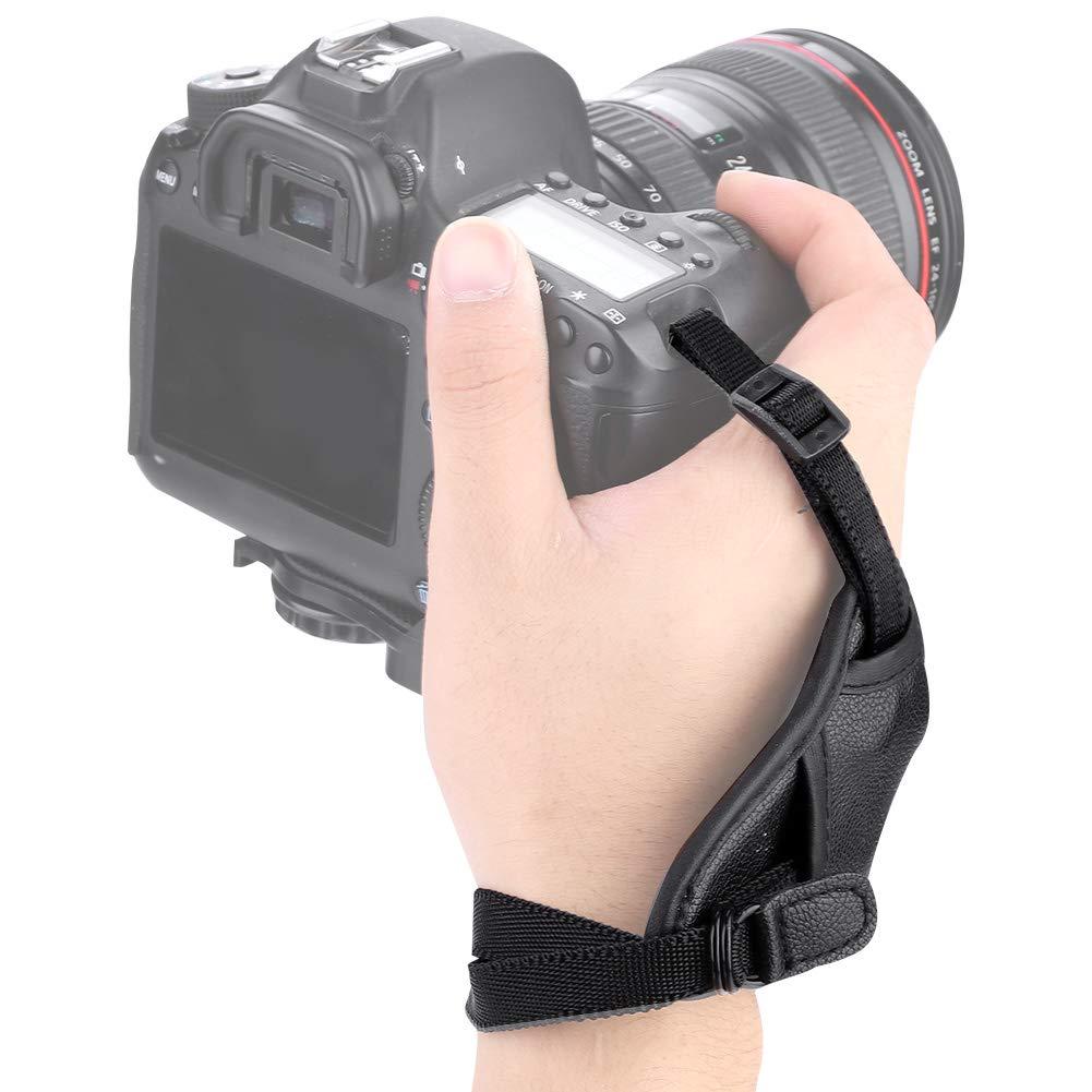 fosa - Correa de muñeca para cámara de Fotos (Antideslizante ...