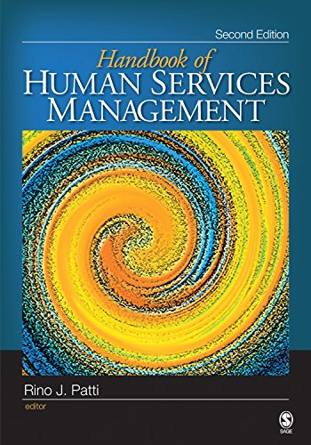 Download The Handbook of Human Services Management Pdf