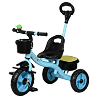 Little Olive Little Toes Baby Tricycle (Orange)