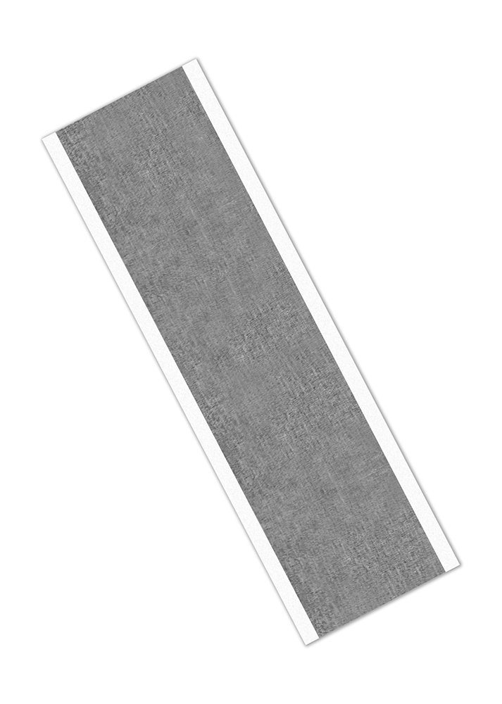 Rectangles 2 Width 10.5 Length 2 Width 3M 1170 2 x 10.5-25 Converted from 3M 1170 10.5 Length Pack of 25 TapeCase Silver Aluminum Foil Tape with Conductive Acrylic Adhesive