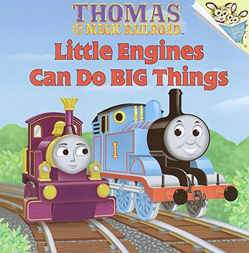 Little Engines Can Do Big Things (Thomas and the Magic Railroad)