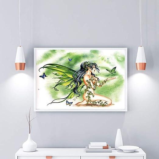 adgkitb canvas 40x60cm SIN marcoGirafa Decoración del hogar ...