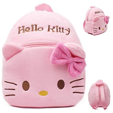 5fdf99efd32a Image Unavailable. Image not available for. Color  New Cute Children s  School Bag Cartoon Mini Plush Backpack for Kindergarten Boys Girls Baby  Kids Gift