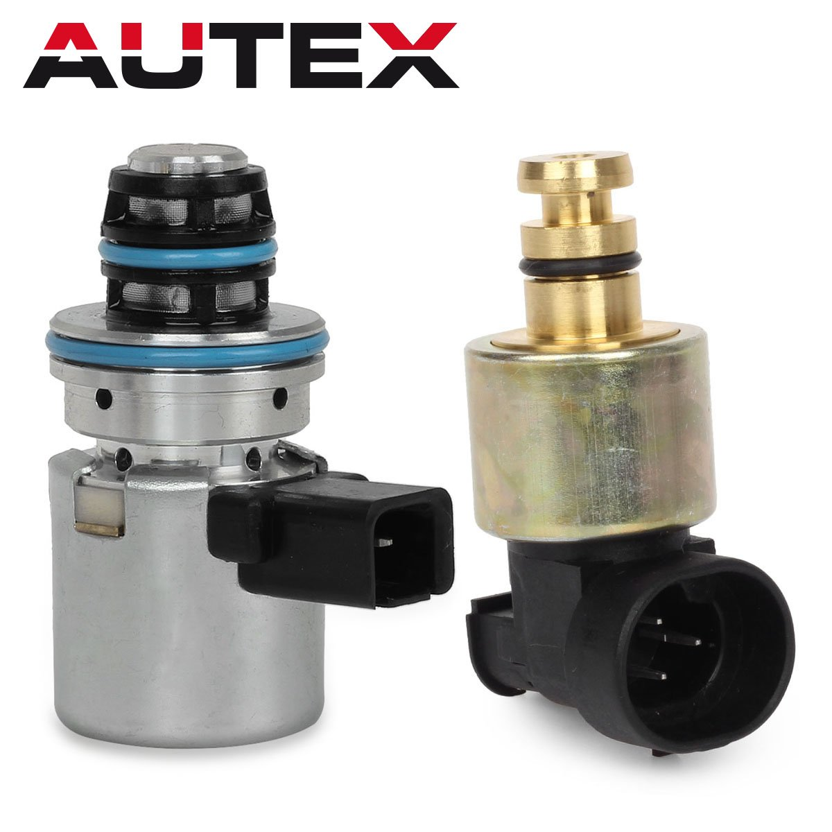 AUTEX Transmission Pressure Sensor Governor Solenoid Kit A500 A518 42RE 44RE 46RE 47RE for 96-99 Dodge Jeep by AUTEX