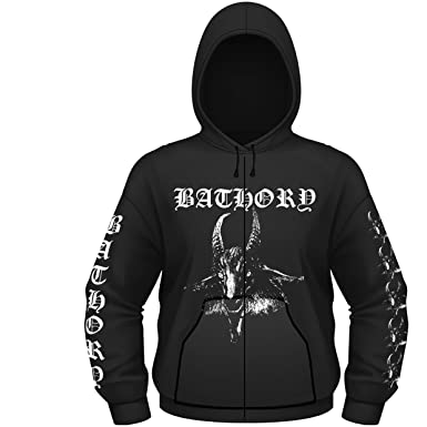 bathory goat new official mens pullover hoodie all sizes