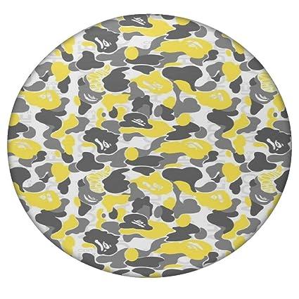 b06e6159 Amazon.com: Bape Camo Camouflage 2751 Round Mandala Tapestry Hippie ...