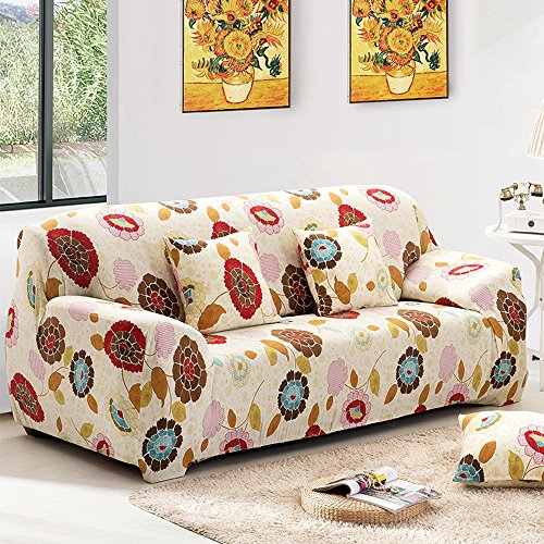 yazi Sunflower SlipCover Three seater Pillowcase