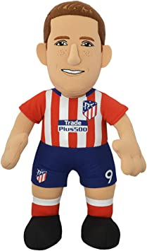 Bleacher Creatures Europe Atletico Fernando Torres Peluche 25cm: Amazon.es: Juguetes y juegos