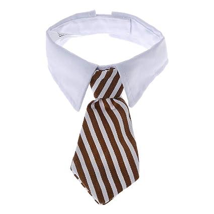 Exing - Corbatas para bebé, diseño de rayas, color 2# une taille ...
