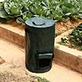 TOPmountain Compost Bin Yard Waste Bag Composting Fruit Ferment Kitchen Fermentation Cali Secrets Growers Disposal Homemade Organic Compost Bags