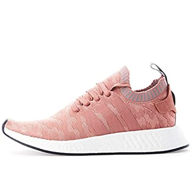 3b8f351272e90 (アディダス) Adidas Women Originals NMD R2 PINK/PINK / GREY BY8782 (22cm