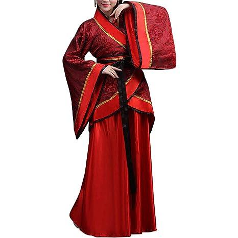Gtagain Mujeres Ropa Antiguo Disfraz - Ropa Tradicional de Estilo ...