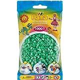 1 000 perles MiDi (perles standards Ø5 mm)- vert clair - Hama
