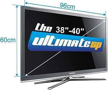 Protector de Pantalla para televisor LCD LED Plasma 3D HDTV de 19 a 75 Pulgadas: Amazon.es: Electrónica