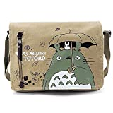 F.Dorla Messenger Bag Backpack Girls Boys Cartoon Shoulder Bags for School Cosplay Rucksack