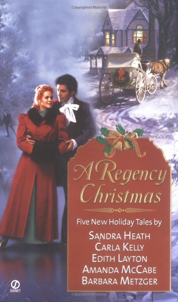 The Regency Christmas Ix Signet Regency Romance Sandra Heath