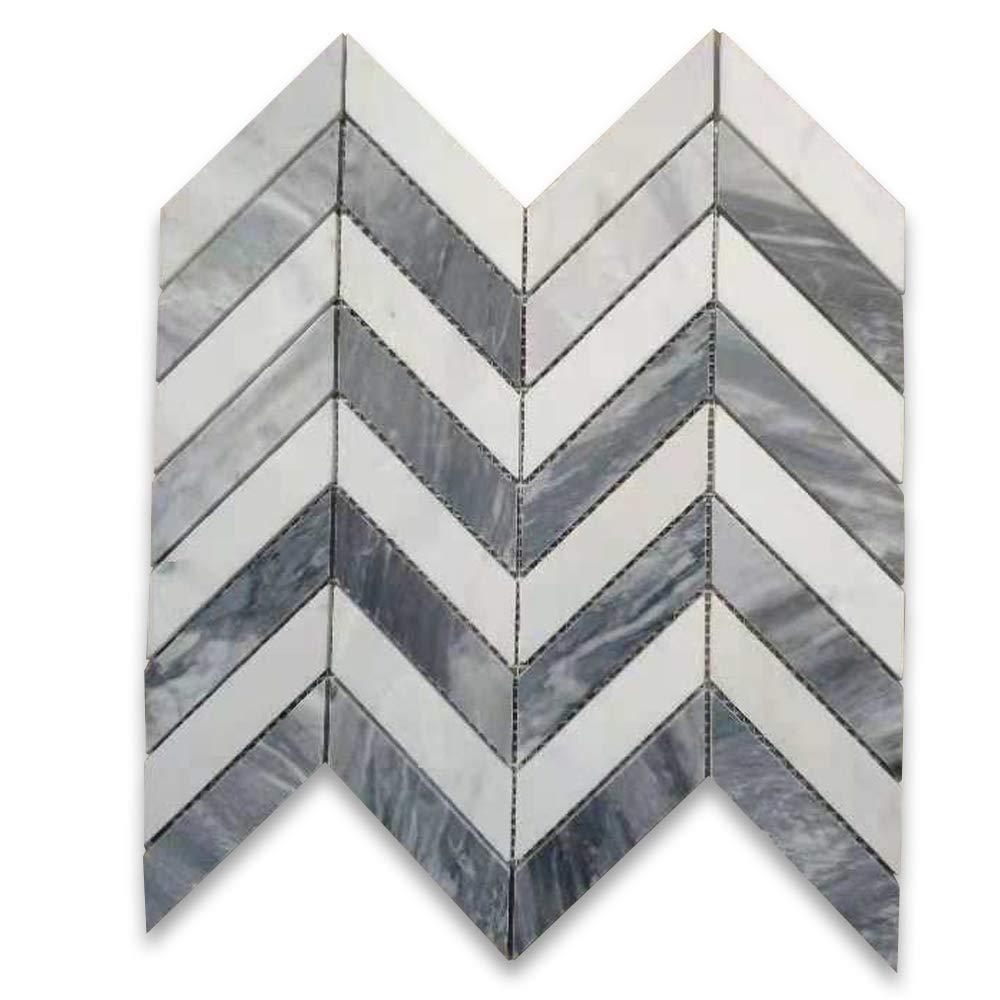 - Stone Center Online Carrara White & Bardiglio Gray Italian Marble