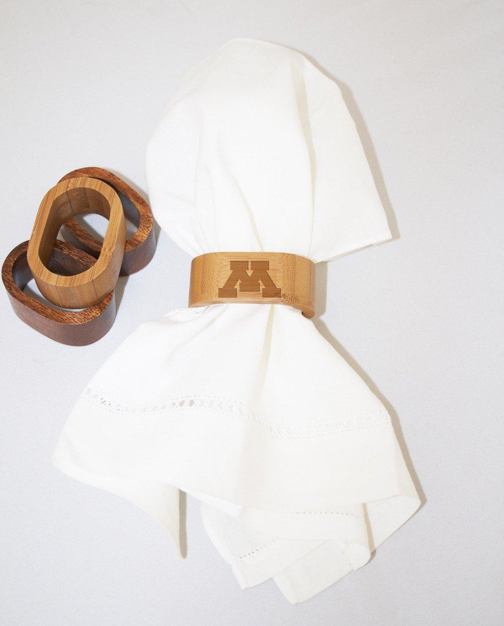 Minnesota Napkin Rings