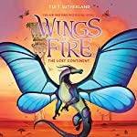 The Lost Continent: Wings of Fire, Book 11   Tui T. Sutherland