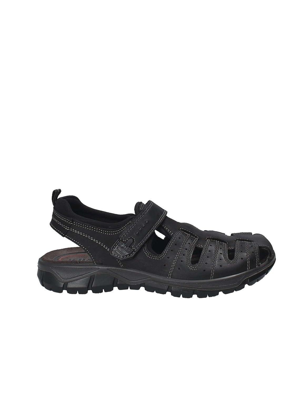 Igi&Co 1130 Sandalias Hombre 46 EU|Negro Zapatos de moda en línea Obtenga el mejor descuento de venta caliente-Descuento más grande