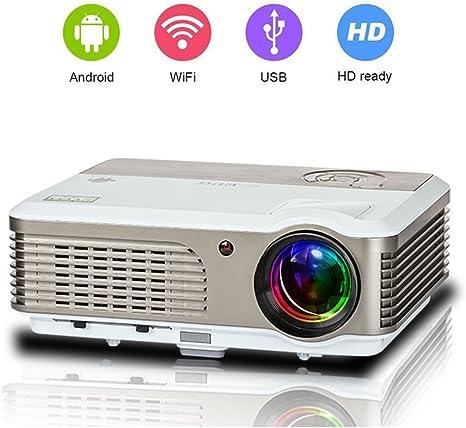 Mini LCD proyector 1080p HDMI USB portátil Pico Proyector Digital ...