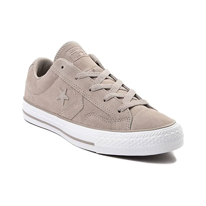 Converse Star Player Low Top Unisex Erwachsene Grau (Malted)