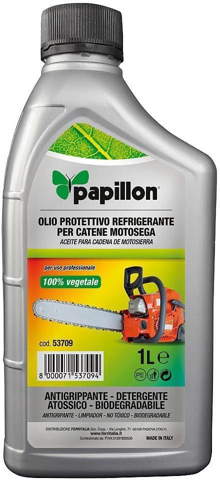 Aceite Para Cadenas Y Barras Motosierra 1 Litro: Amazon.es: Jardín