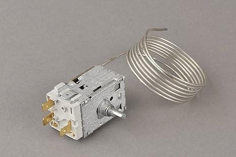 Amica Kühlschrank Thermostat : Amica kühlschrank thermostat temperaturregler a mm