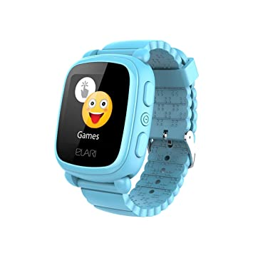 "Elari KidPhone 2 Reloj Inteligente Azul TFT 3,66 cm (1.44"") Móvil"