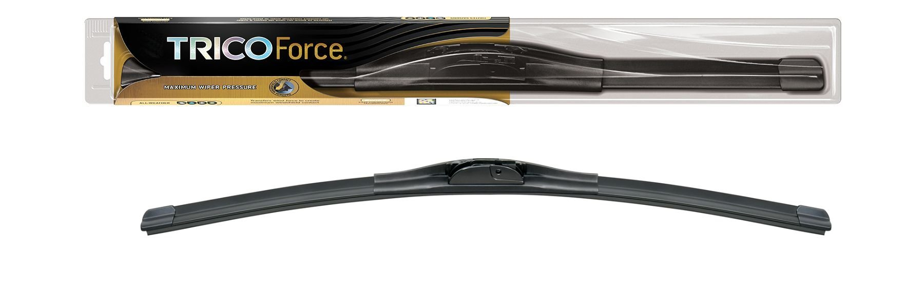 TRICO Force 25-220 High Performance Beam Wiper Blade - 22'' (Pack of 1)