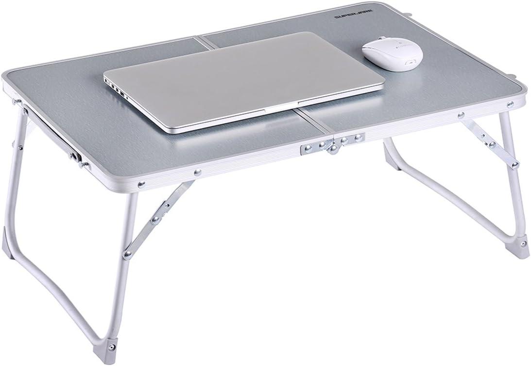 Amazon.com: Superjare - Mesa plegable para ordenador ...