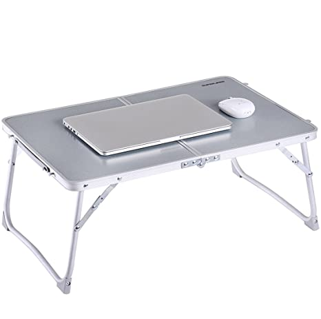 Amazon.com: Superjare - Mesa plegable para ordenador ...