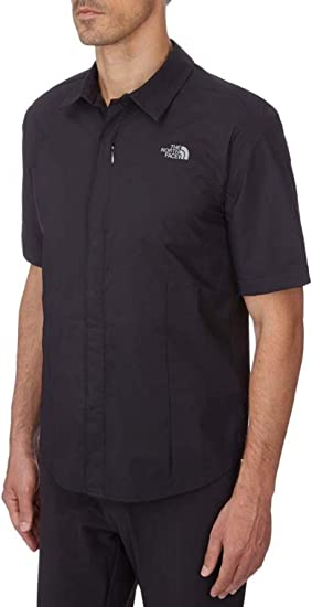 The North Face Featherweight Short Sleeve Camisa, Hombre ...