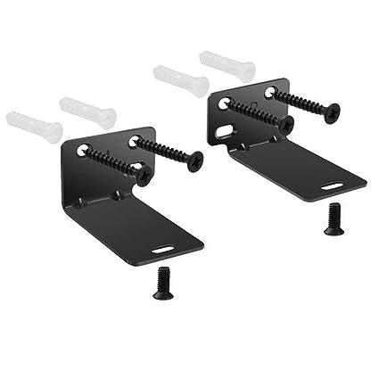 Bose Soundbar Wall Bracket Black Electronics Accessories ...