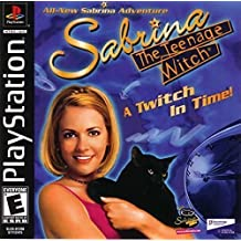Sabrina, the Teenage Witch: A Twitch in Time by Knowledge Adventure