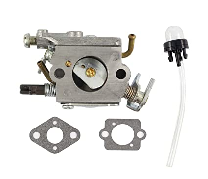 Amazon.com: Carburador para Husqvarna 322 C 322L 323 C 323L ...