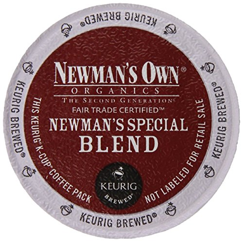 Newman's Own Organics Special Blend Extra Bold K-cups 80 Upon.
