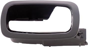 Rear Passenger Side Exterior Door Handle for 2005-2010 Chevrolet Cobalt