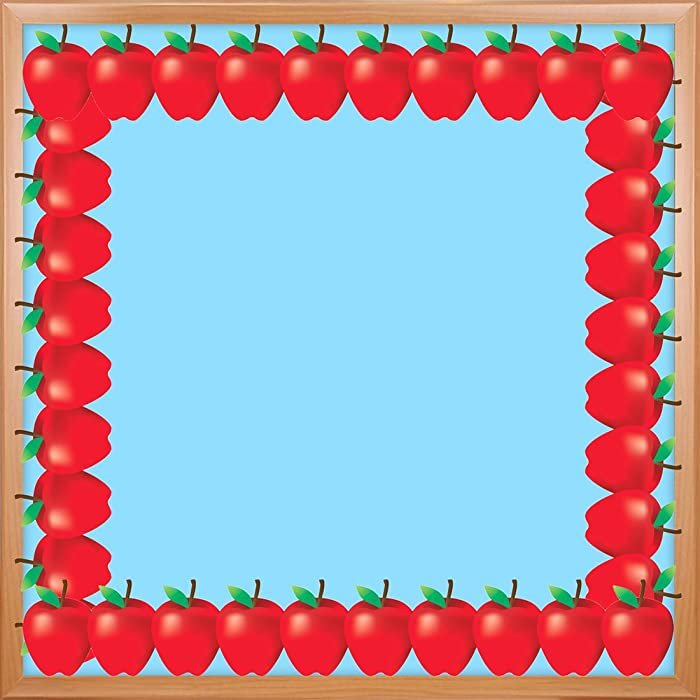 Top 8 Apple Bulletin Board Border