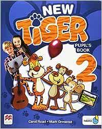 NEW TIGER 2 Pb Pk: Amazon.es: Read, C., Ormerod, M