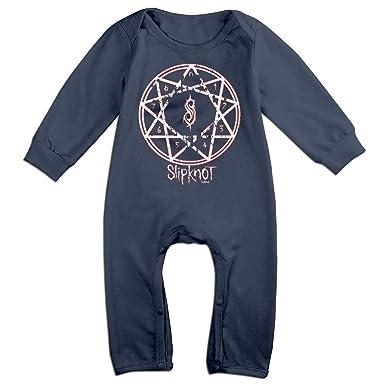 9dce227aa Amazon.com: Slipknot Funny Baby Onesie Bodysuit Toddler Clothes ...