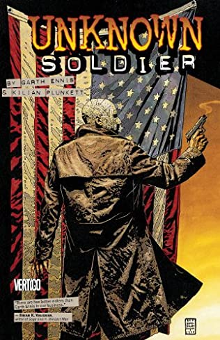 book cover of Unknown Soldier