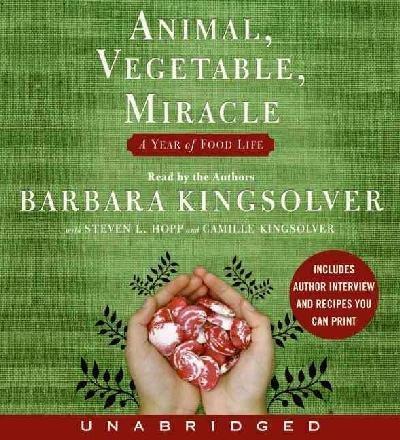 Animal, Vegetable, Miracle by Harper Audio