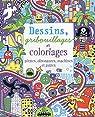 Dessins, gribouillages et coloriages - Pirates, dinosaures, machines et autres par Maclaine