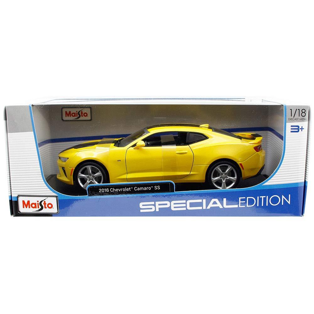 colores surtidos 1 pieza Maisto 31689 Chevrolet Camaro modelo escala 1: 18