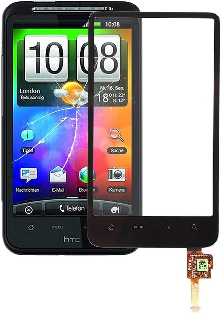 YANCAI Repuestos para Smartphone Panel táctil para HTC Desire HD / G10 (Negro) Flex Cable (Color : Black): Amazon.es: Electrónica