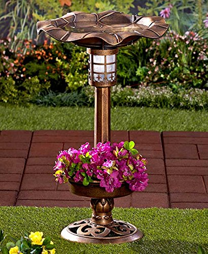 bronze-solar-led-lighthed-leaf-top-weatherproof-bird-bath-feeder-planter-garden-outdoor-patio-yard-d