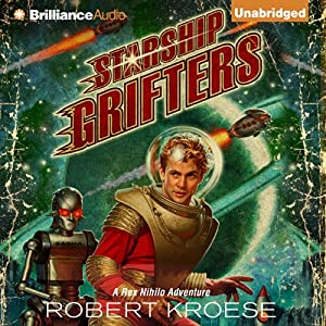 Starship Grifters Audiobook