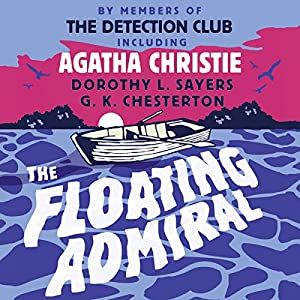 The Floating Admiral Audiobook
